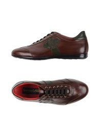 Gianfranco Lattanzi Footwear Low Tops And Trainers Men Dark Brown