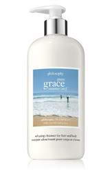 Philosophy Pure Grace Summer Surf Softening Cleanser For Hair And Body