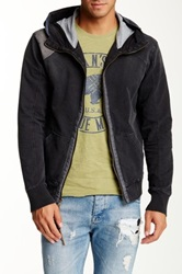 Artisan De Luxe Hugo Denim Jacket Black