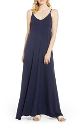 Loveappella Maxi Dress Midnight Blue