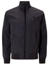 Fred Perry Tonic Brentham Jacket Anchor Grey