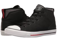 Converse Chuck Taylor All Star Syde Street Summer Mid Black Mason Casino Men's Classic Shoes