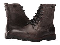 Harley Davidson Aldrich Ash Men's Lace Up Boots Gray