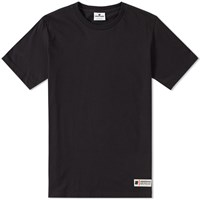 Undefeated Quality Label Tee Black
