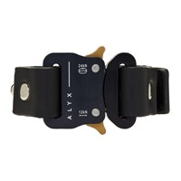 Alyx Black Small Buckle Belt Cuff