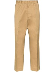 Jil Sander Elasticated Waist Tailored Trousers 60