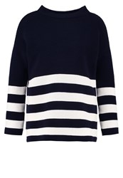 Wallis Jumper Ink Dark Blue