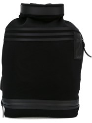 Y 3 Mesh Backpack Black