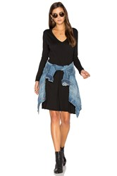 Candc California Emmie Dress Black