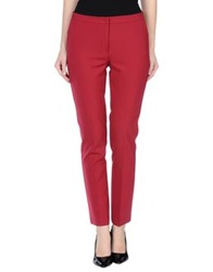 Beatrice. B Casual Pants Garnet