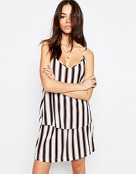 Jdy J.D.Y Stripe Print Cami Top Stripe Multi