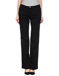 Trussardi Sport Casual Pants Black