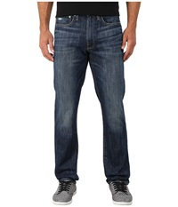 Lucky Brand 121 Heritage Slim In Kingsburg Kingsburg Men's Jeans Blue