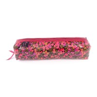 Liberty London Box Pencil Case Wiltshire Purple