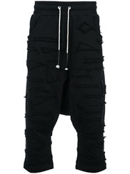 Mostly Heard Rarely Seen Kinetic Trousers Black