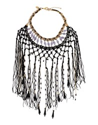 Erickson Beamon Necklaces Black