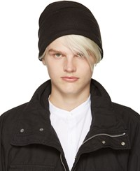 Attachment Grey Wool Beanie