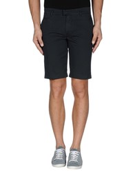 Dekker Trousers Bermuda Shorts Men Dark Blue