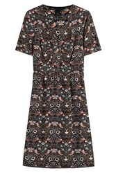 Marc By Marc Jacobs Printed Dress Multicolor