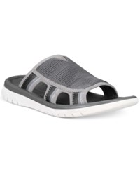 Clarks Men's Balta Ray Sandals Men's Shoes Gray Synthetic