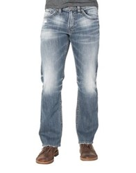 Silver Jeans Grayson Easy Straight Denim Indigo