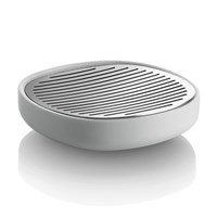 Alessi Birillo Soap Dish White