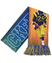 Forever Collectibles Eric Dickerson Los Angeles Rams Sublimated Player Scarf Blue Gold