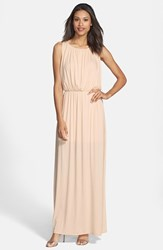 Women's Felicity And Coco 'Grecian' Jersey Maxi Dress Ivory