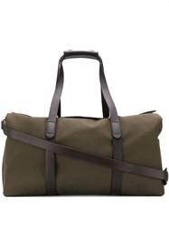 Mismo Classic Holdall Brown