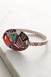 Anthropologie Geo Painted Cuff Assorted
