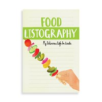 Chronicle Books Food Listography