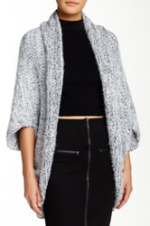 Romeo And Juliet Couture Batwing Open Cardigan Multi