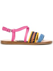 Paul Smith Ps By Eunice Sandals Multicolour