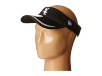 New Era Visor Lined Chicago White Sox Black Casual Visor