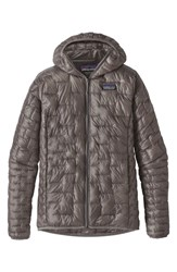 Patagonia Micro Puff Hoodie Feather Grey