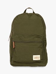 Barbour Beauly Lightweight Backpack Dark Green
