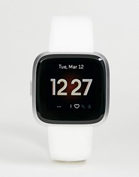 Fitbit Versa Lite Smart Watch In White