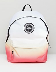 Hype Pink Gradient Backpack