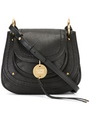 See By Chloe Saddle Crossbody Bag Black