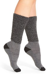 Smartwool Women's Slouch Socks Medium Gray Heather