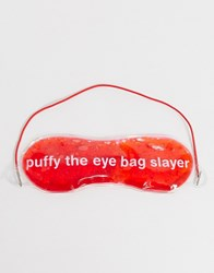 Anatomicals Puffy The Eyebag Slayer Gel Eye Mask No Color