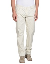 Siviglia Trousers Casual Trousers Men Ivory