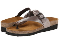 Naot Footwear Tahoe Silver Threads Leather Women's Sandals