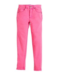 Joules Linnet Cotton Stretch Jeans Size 3 10 Pink