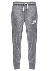 Nike Sportswear Gym Vintage Tracksuit Bottoms Carbon Sail Grey