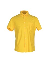 Robert Friedman Shirts Shirts Men Yellow