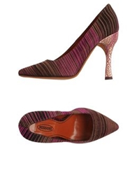 Missoni Pumps Garnet