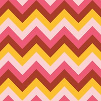 Wallcandy Chevron Cosmo Removable Wallpaper