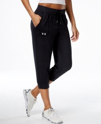 Under Armour Ua Tech Capri Pants Black