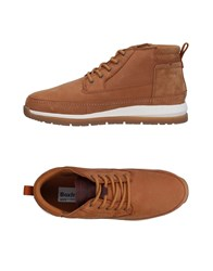 Boxfresh Footwear High Tops And Sneakers Tan